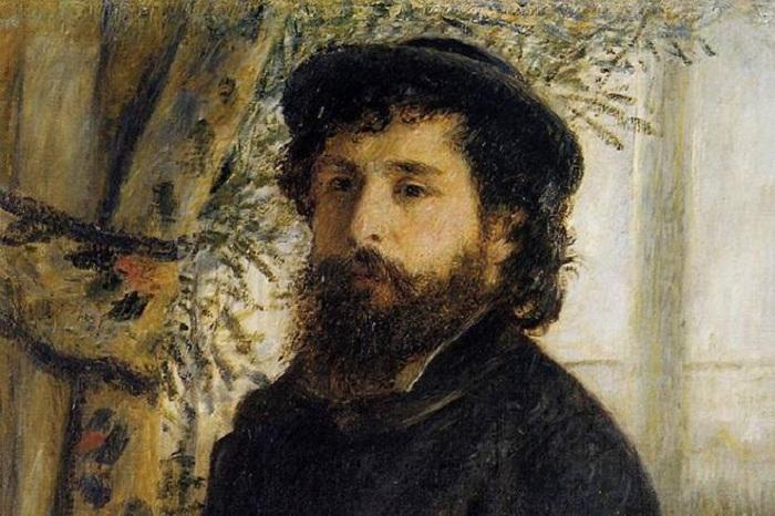 Великий французский импрессионист.