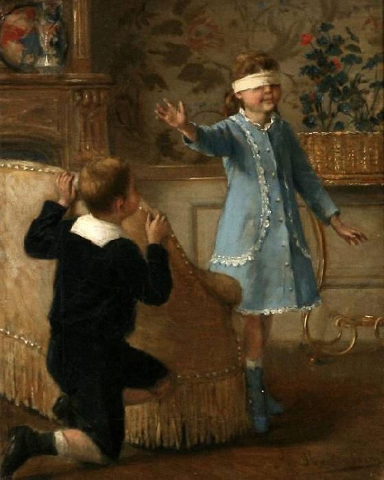 Альберт Русенбум (бельгиец, 1845-1875).