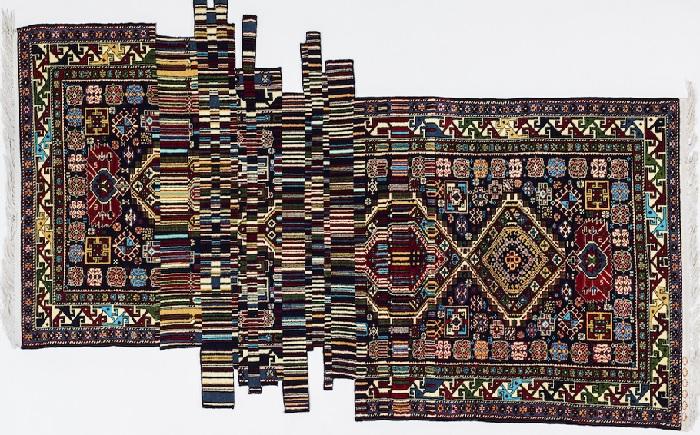 Волшебные ковры Фаига Ахмеда.