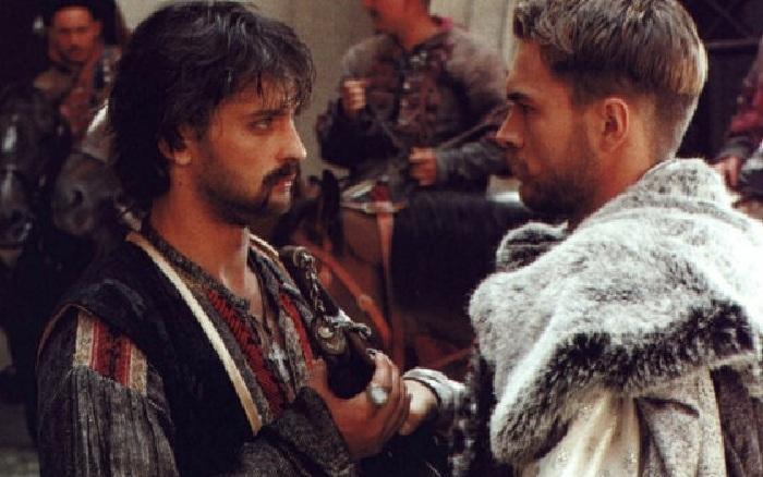 Кадр из кинофильма «Огнем и мечом».