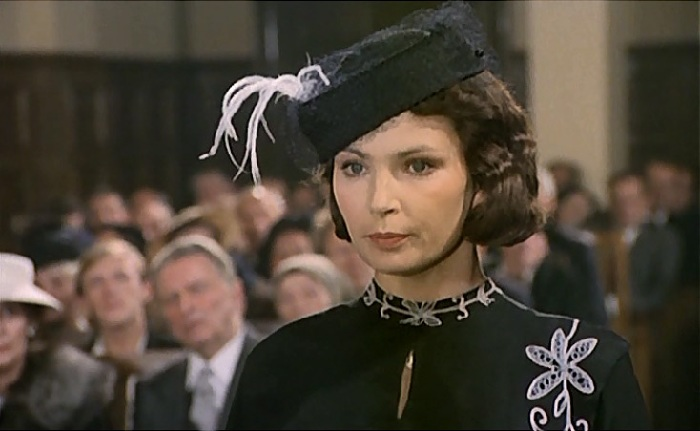 Анна Дымна в роли Мари Вильчур.