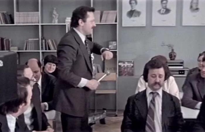 «Однажды двадцать лет спустя» ( Л. Якубович справа).