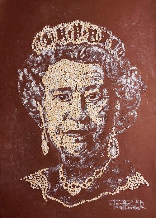 Портрет Английской королевы