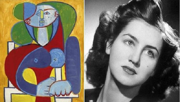 Бюст Франсуазы. (1946). / Франсуаза Жило.