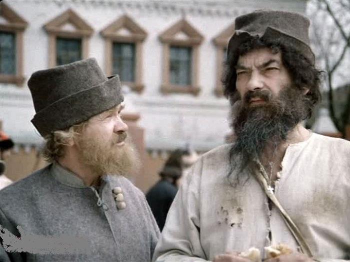 Кадр из фильма Юность Петра.