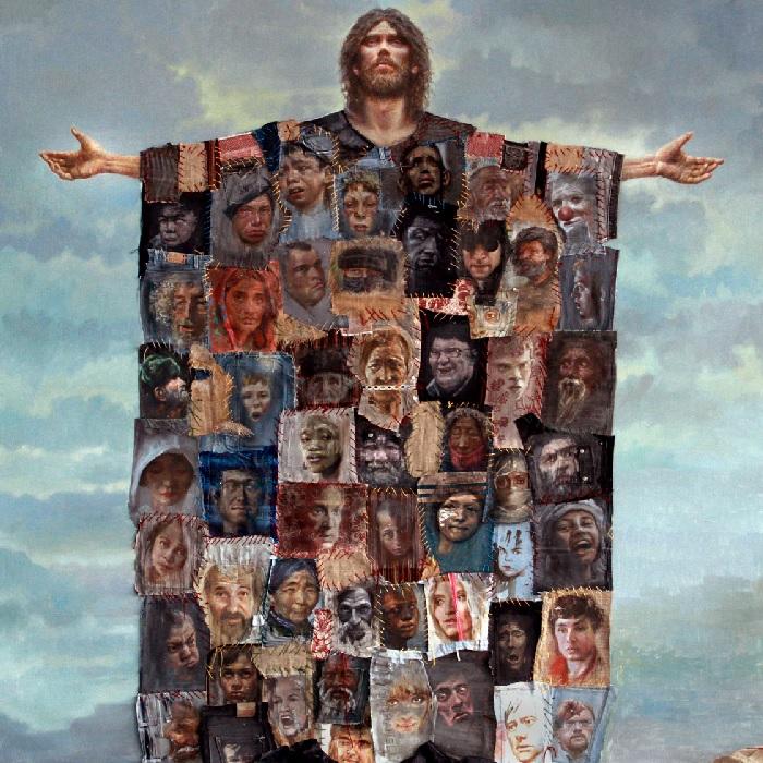 «Храни нас Бог». Реалистический сюрсимволизм от Андрея Шатилова.