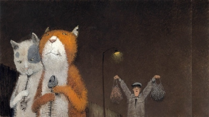 Сказочный мир художника Игоря Олейникова.