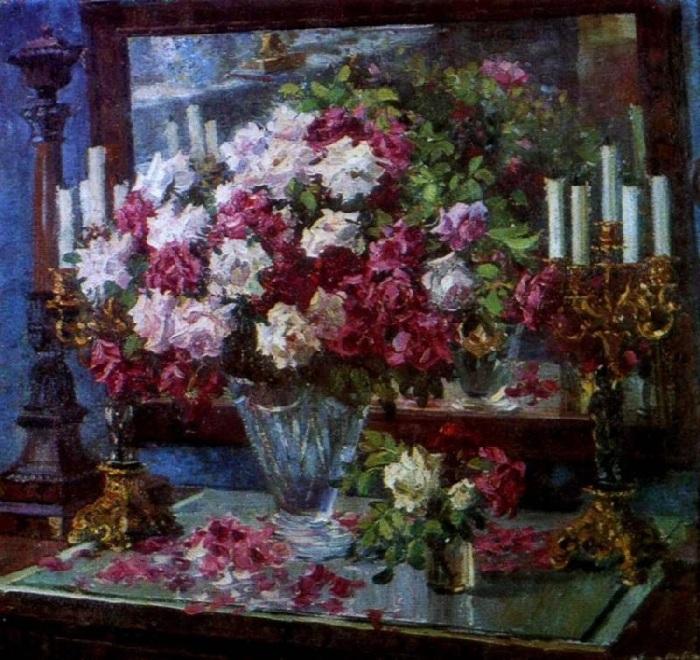 «Розы». Автор: А.Герасимов.
