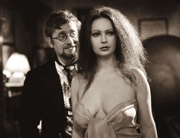 Кадр из кинофильма «Мастер и Маргарита».