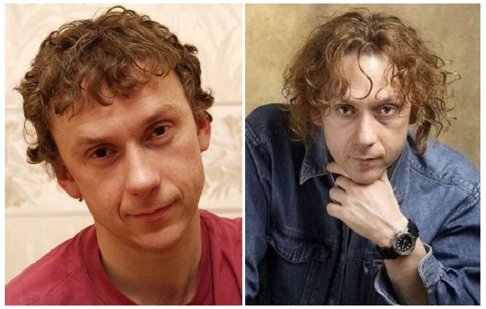 Вадим Демчог в молодости.