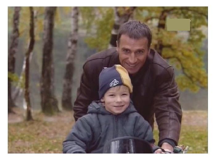 Александр Дедюшко с сыном Димой.