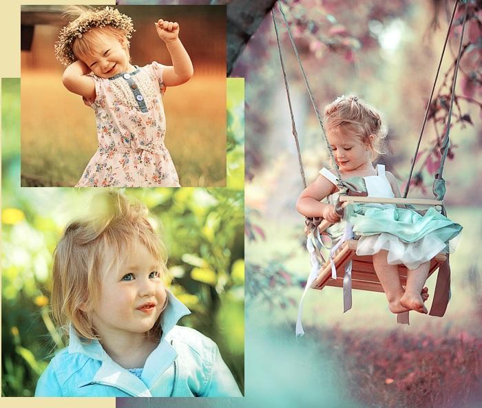 Дети-цветы жизни. Фотограф: Елена Карнеева. | Фото: karneeva.ru.