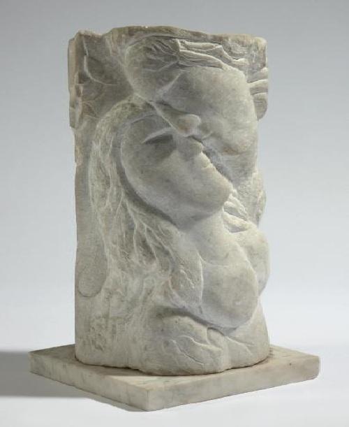 Скульптура Марка Шагала.