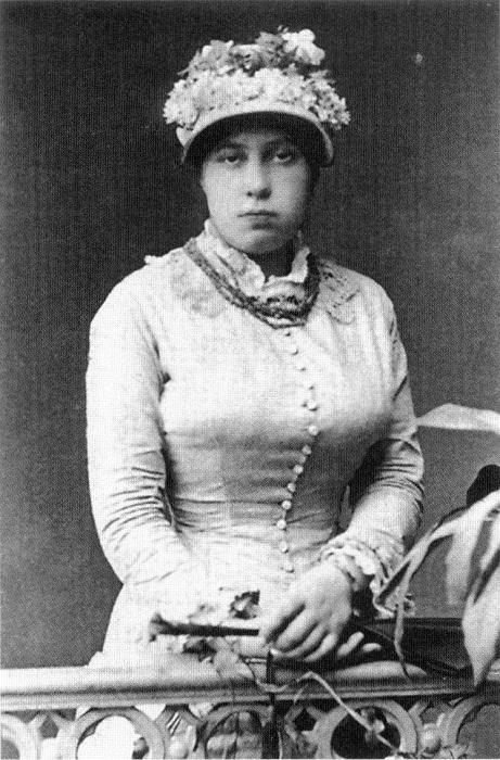 Елизавета Шаре.