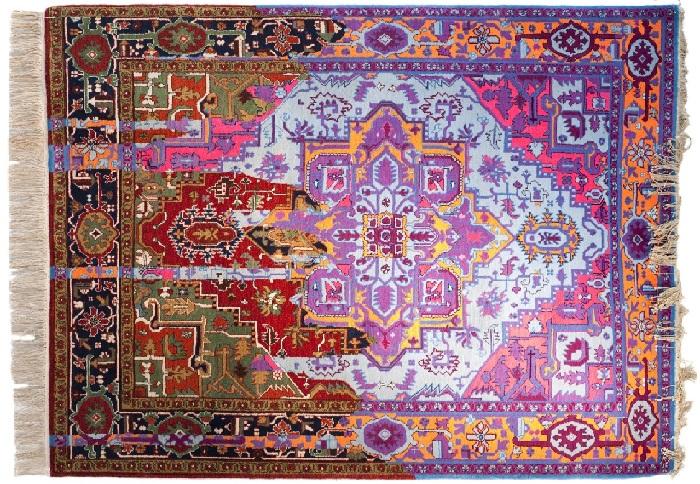 Волшебные ковры Фаига Ахмеда