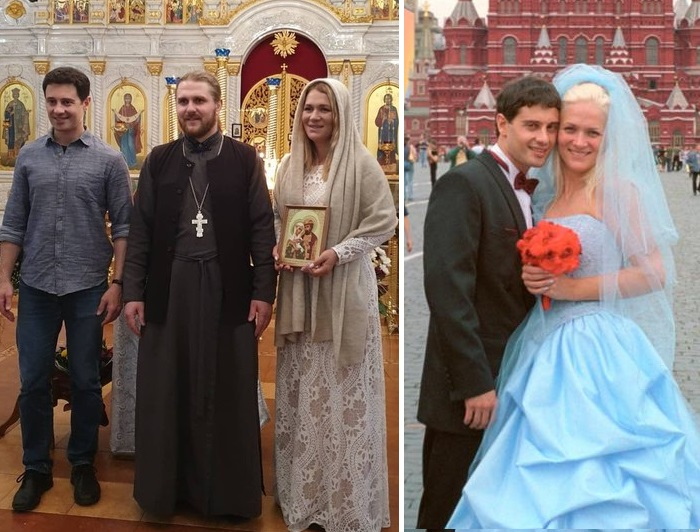 Венчание и свадьба Виктории и АнтонаМакарских.