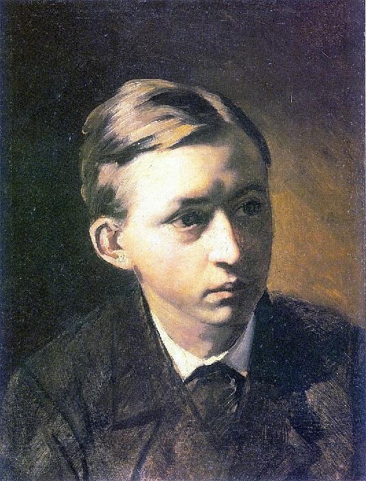 Николай Касаткин.