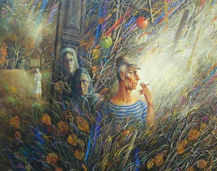 Осень жизни. Автор: Анатолий Концуб.