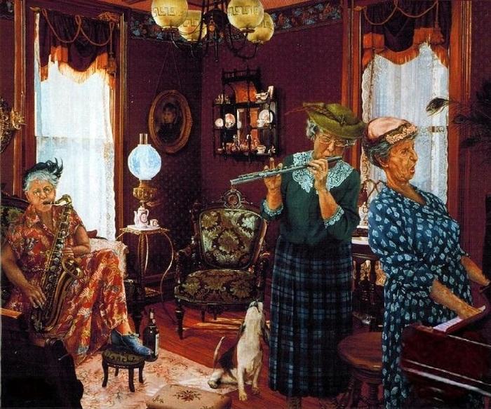 Трио. Истории от Сьюзан Брабо.