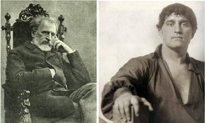 Григорий и Иван Мясоедовы.
