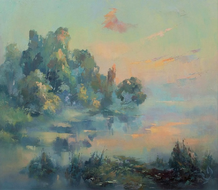 «Утренняя симфония». Автор: Юрий Козяр.