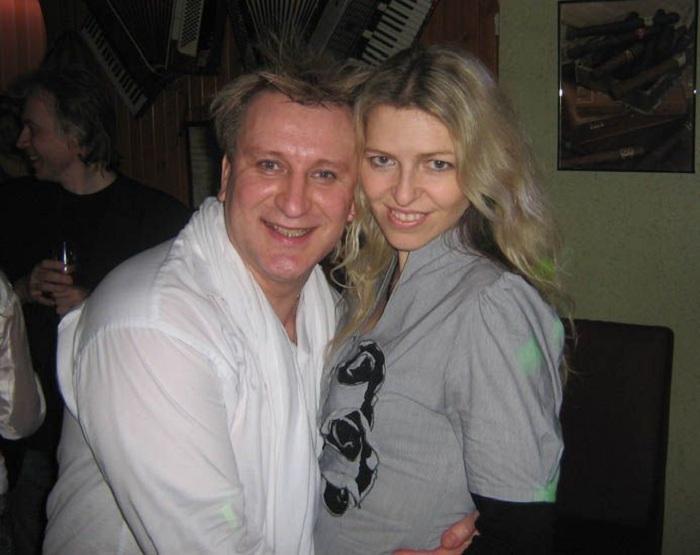 Сергей Пенкин с Еленой Проценко.