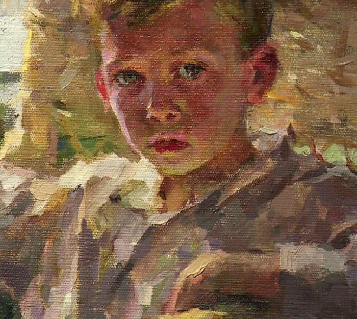 Портретная живопись от Ксении Успенской.