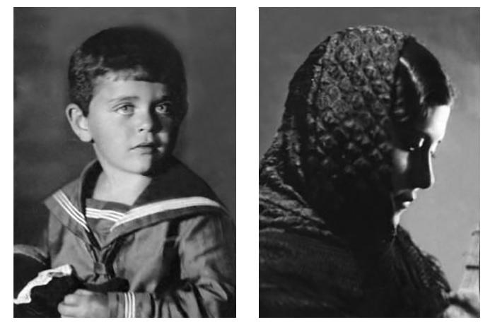Маленький Аркаша. / Мать сатирика - Ольга Семёновна Брандман.
