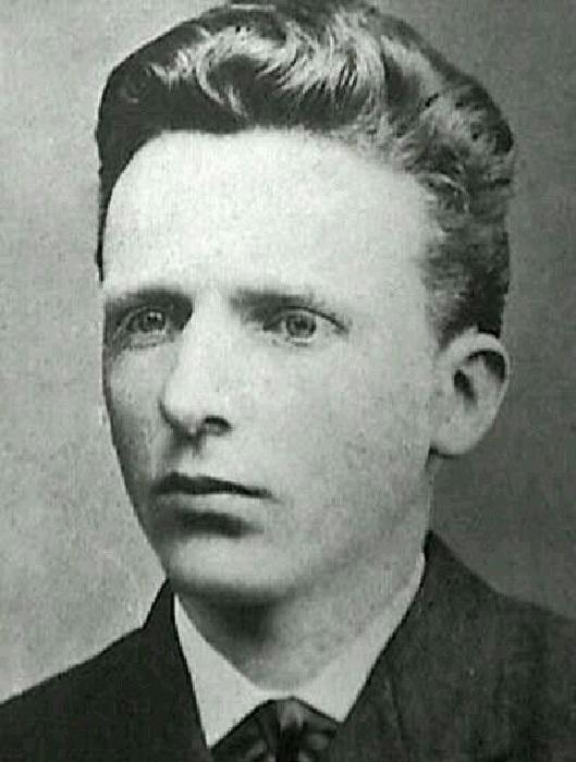 Винсент Ван Гог.
