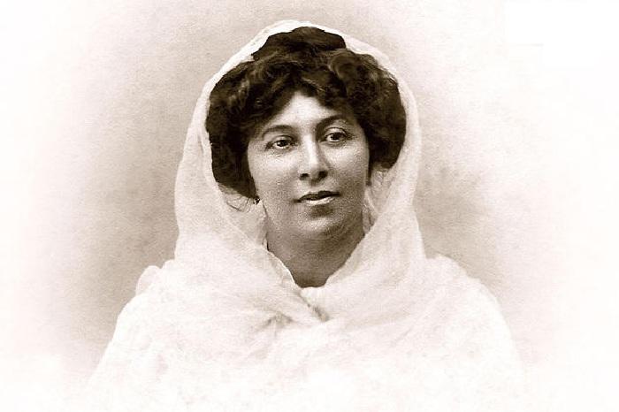 Анна Яковлевна Фидлер.