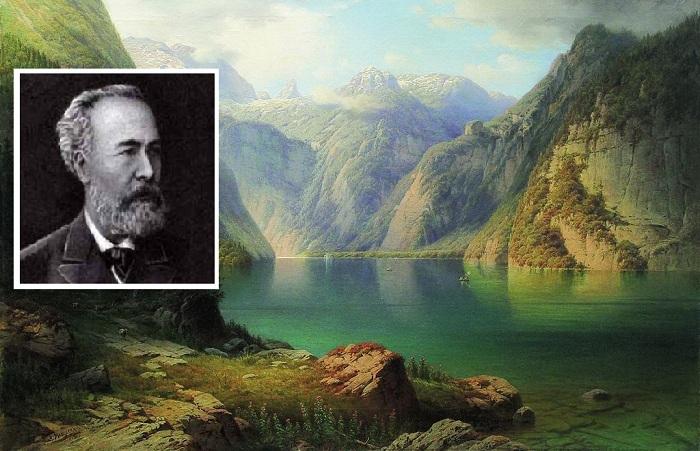 Таинственный Арсений Мещерский, полотна которого  стоят в одном ряду с работами лучших пейзажистов России 19 века.