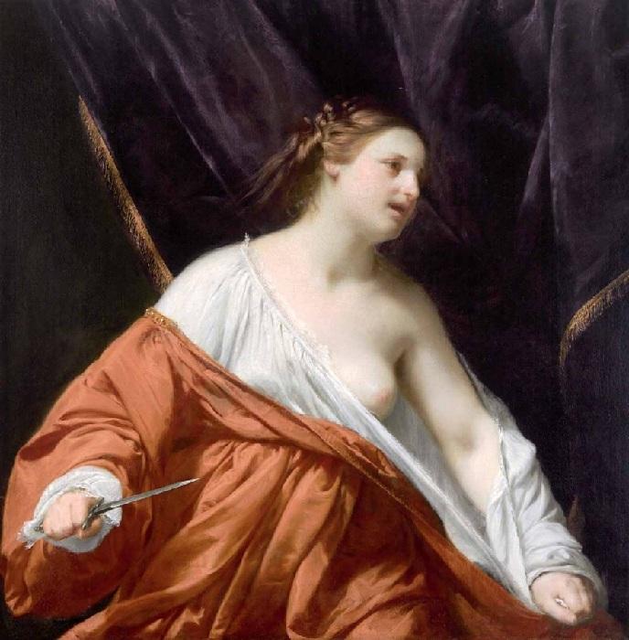 (1627 год). Автор: Гвидо Каньяччи.
