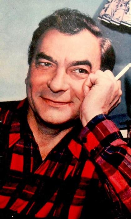 Пётр Петрович Глебов.