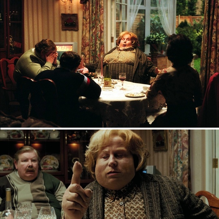 Кадры из фильма «Гарри Поттер и узник Азкабана».