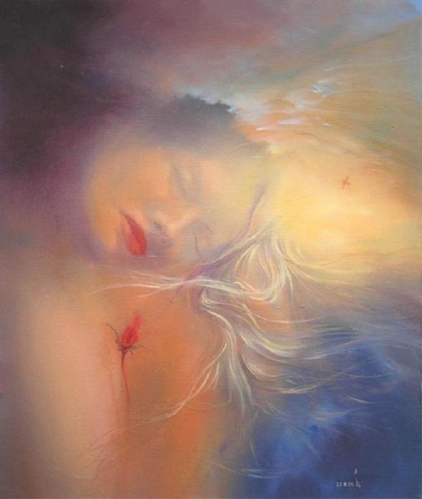 «Сон  с  продолжением». Картины-размышления от Романа Величко.