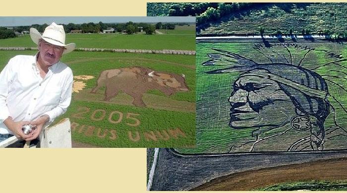 Стэн Херд - канзаский полевой художник.