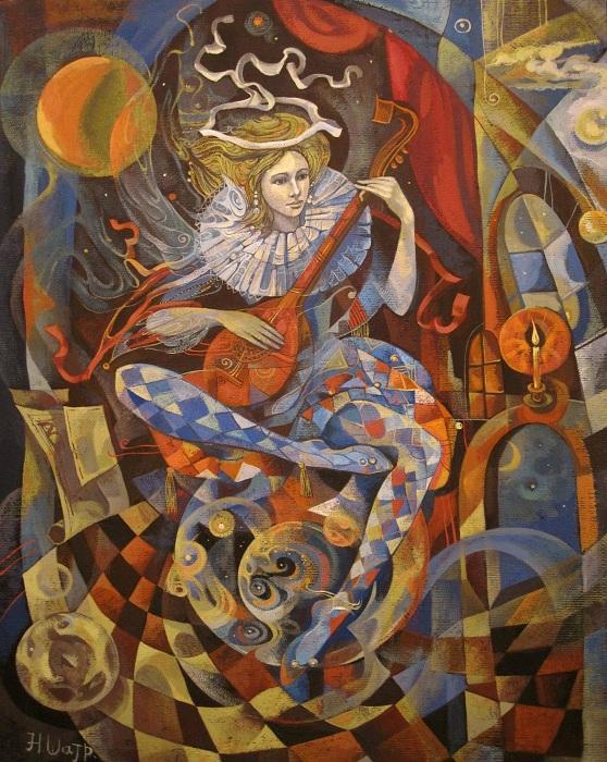 Метареализм от Наталии Шатровой.