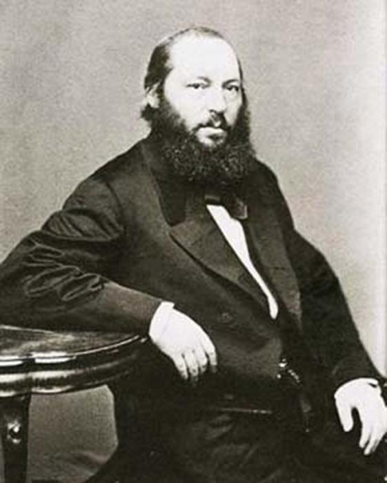 Афанасий Фет - русский поэт-лирик.