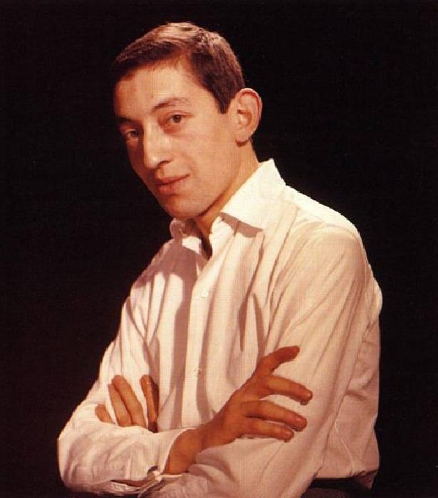 Серж Генсбур - начинающий музыкант.