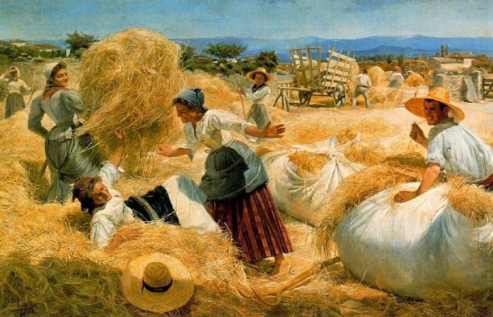 Творчество Игнасио Руис де Олано, отражающее традиции, обычаи и трудовые будни жителей страны Басков.