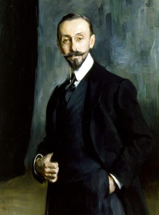 Портрет графа Д.И. Толстого. Автор: Осип Эммануилович Браз.
