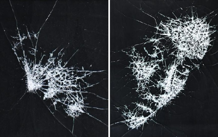Портреты на стекле. Художник: Simon Berger. | Фото simonberger.art