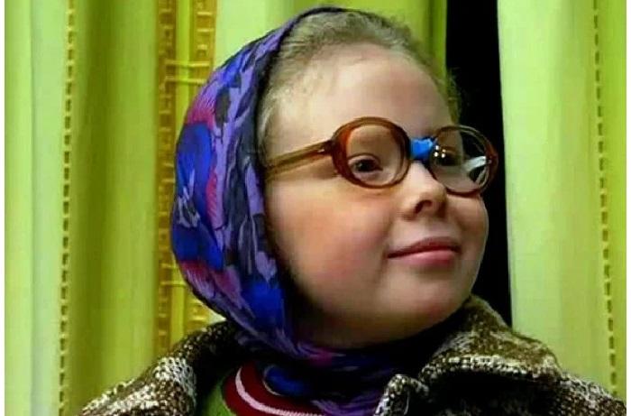 Кадр из фильма «Серафима прекрасная».