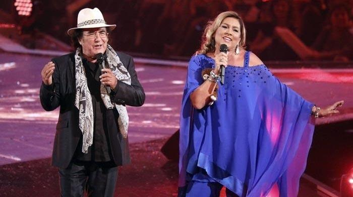 Аль Бано и Ромина Пауэр снова поют дуэтом.