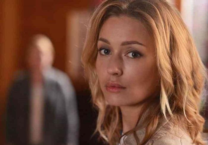 Евгения Лоза - украинская актриса.