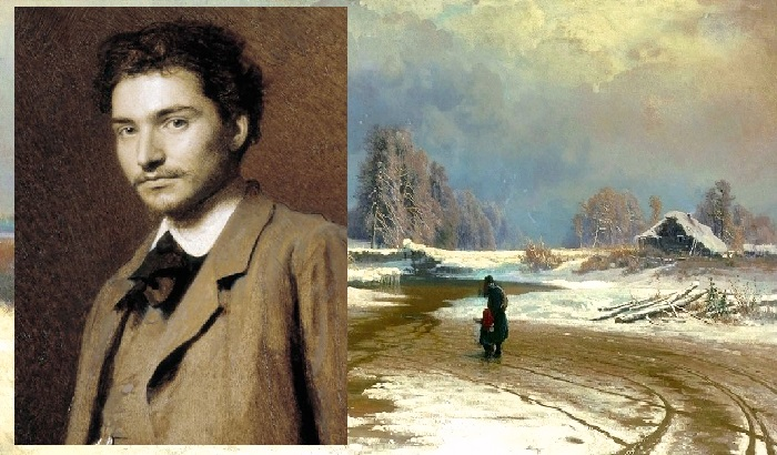 Федор Васильев - русский живописец-пейзажист.