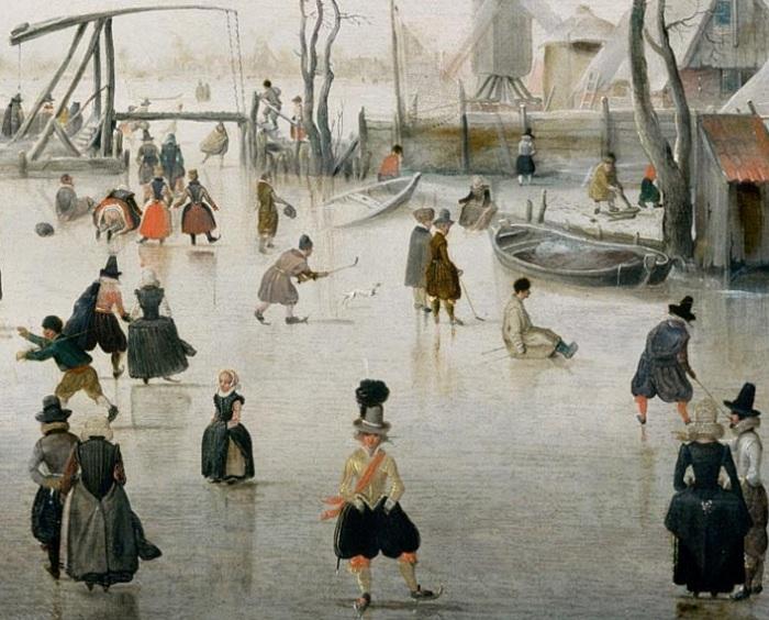 Ледяной город.(Фрагмент 2).