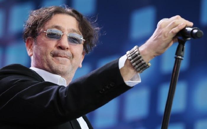 Григорий Лепс - популярный певец российской эстрады, композитор, продюсер.