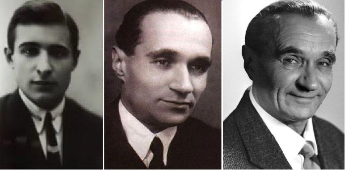 Георгий Милляр (1903 — 1993) советский актёр театра и кино.