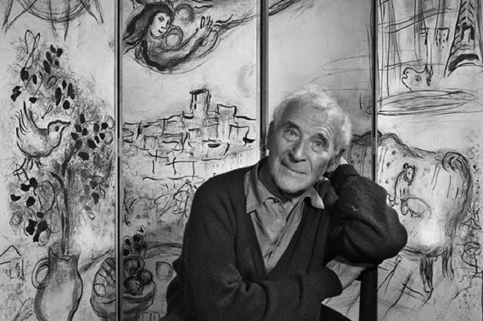 Марк Шагал - «гражданин мира».